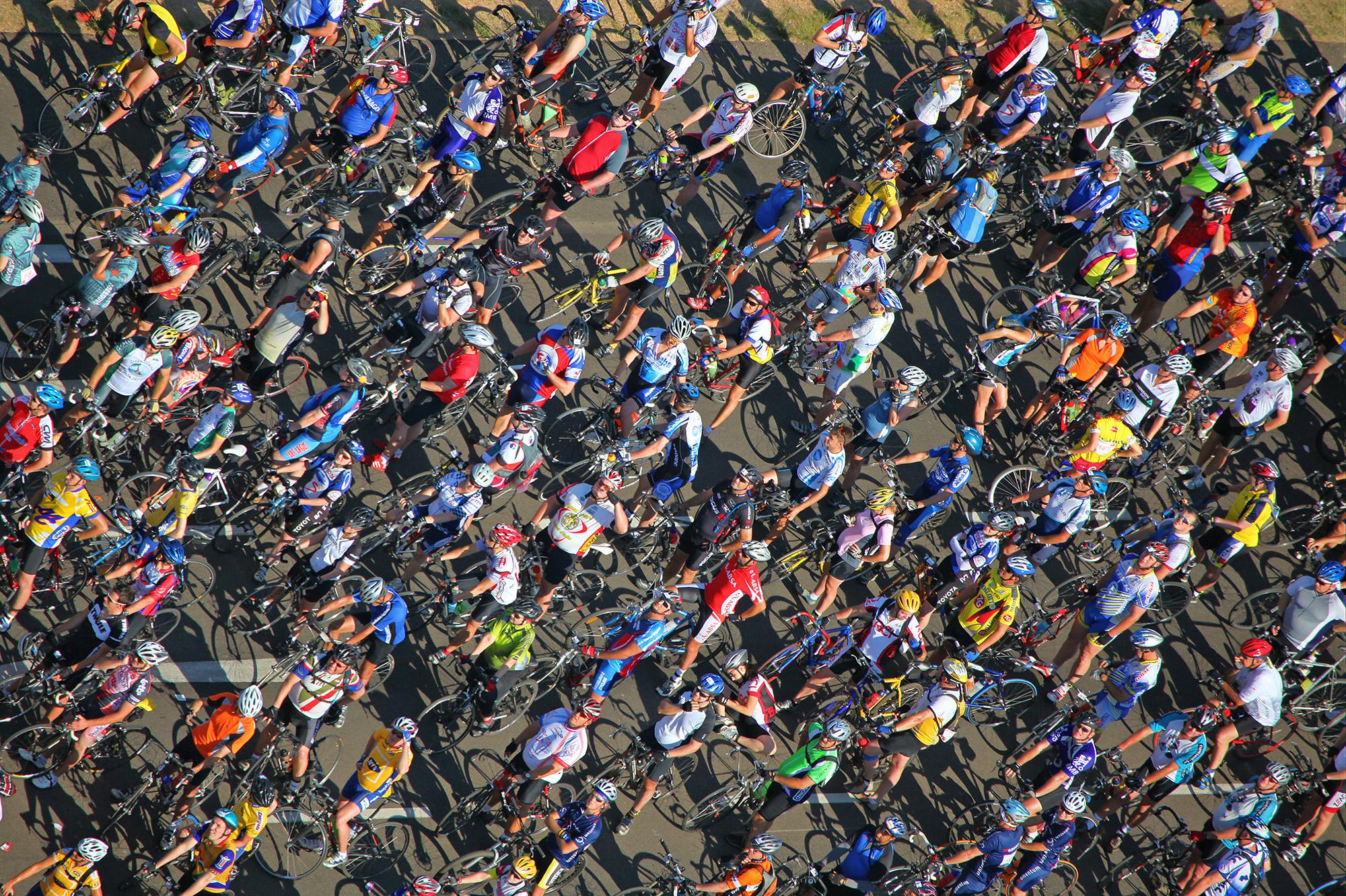 94.7 Cycle Race
