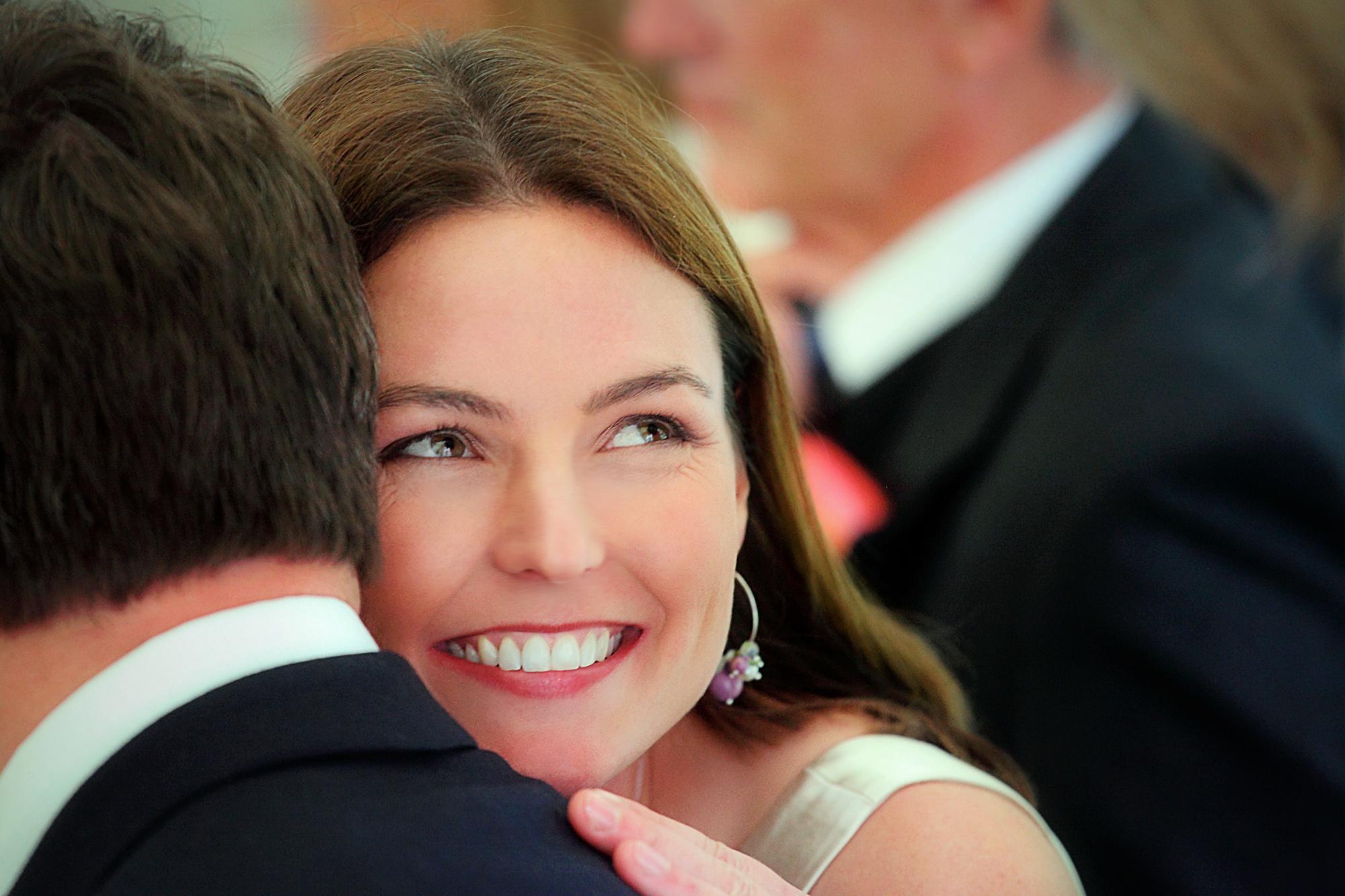 Bridal Embrace
